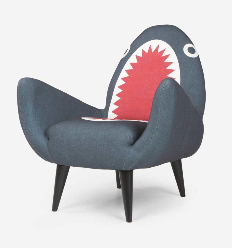 Un requin dans votre salon