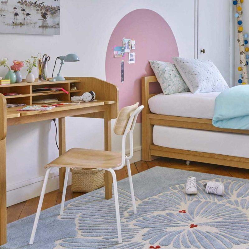 Chambre d'ado avec chaise Habitat Hester
