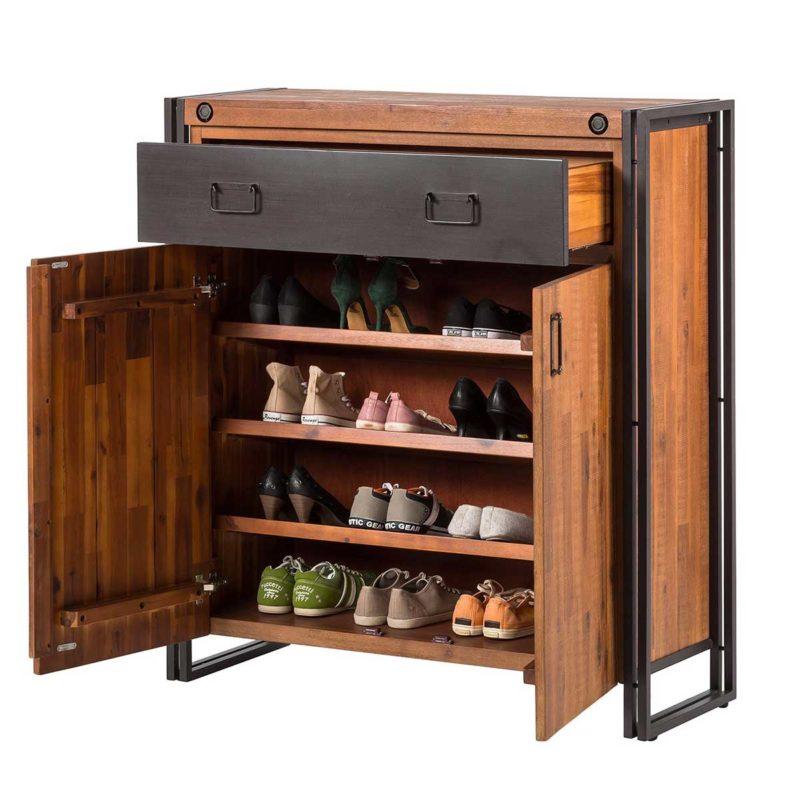 Armoire étagère à chaussures