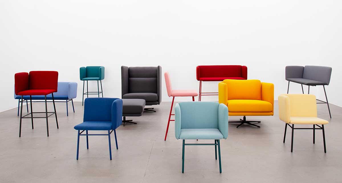 Chaise en tissu : 20 designs pour la salle à manger