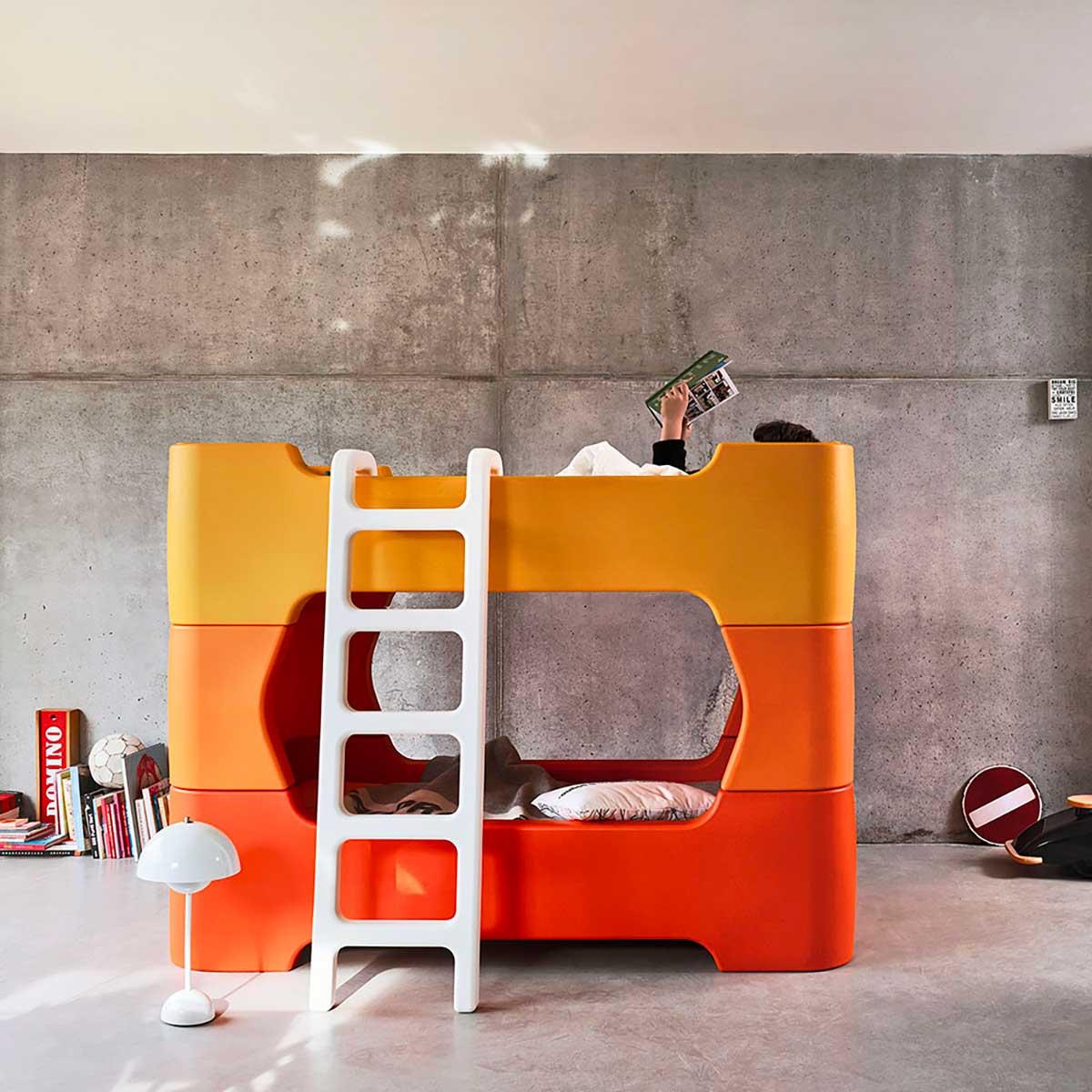 Lit superposé design : 17 idées une chambre d'enfant moderne