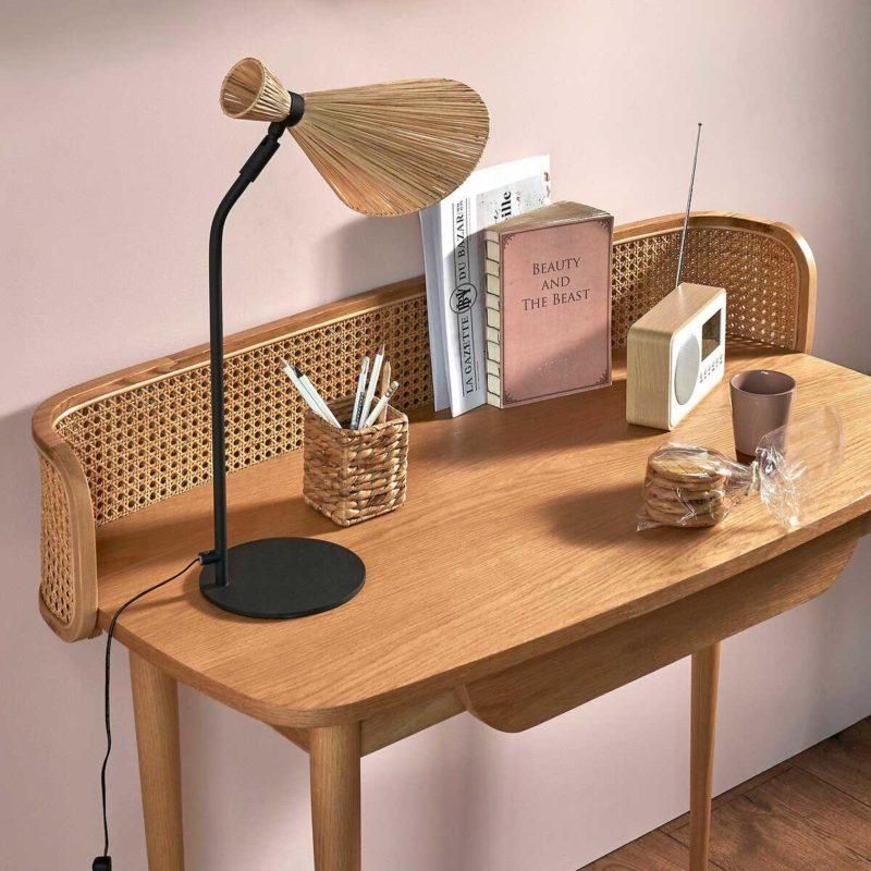 Petit bureau pour intérieur vintage