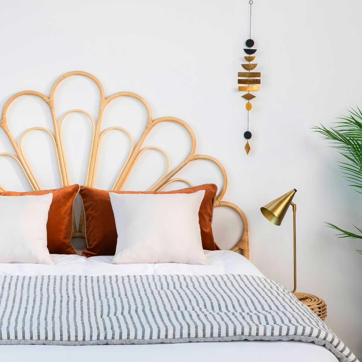 Tête de lit originale : 22 idées déco pour votre chambre