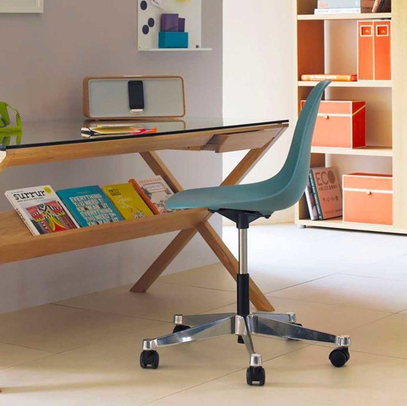 Chaise de bureau design Eames