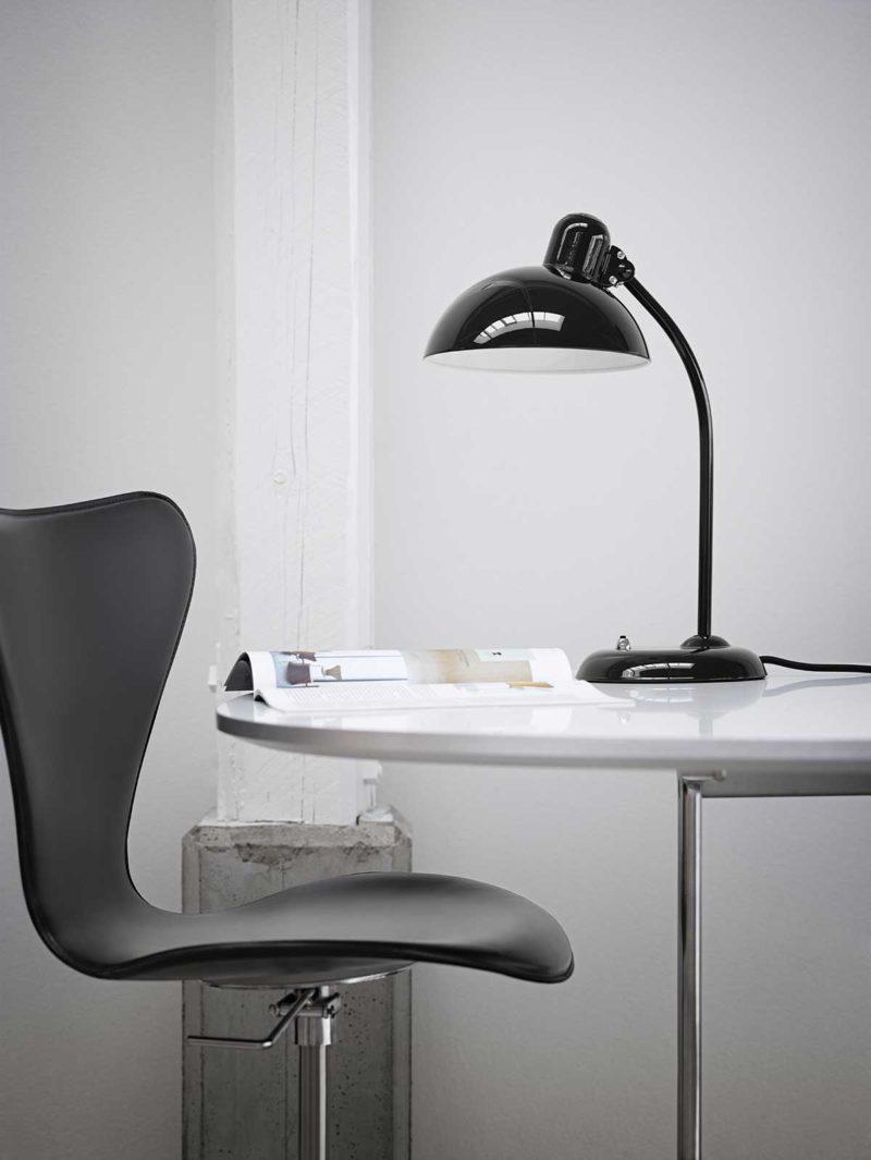 Chaise de bureau série 7 par Fritz Hansen