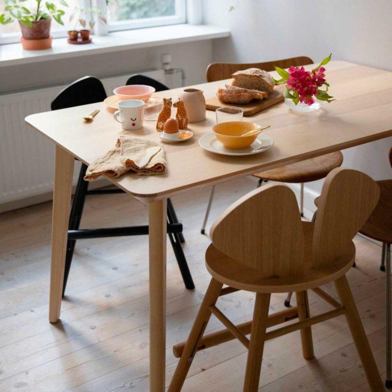 Chaise de cuisine pour enfant