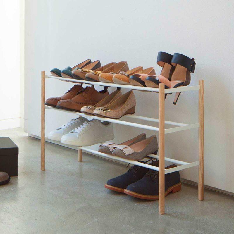 Meuble à chaussures bas